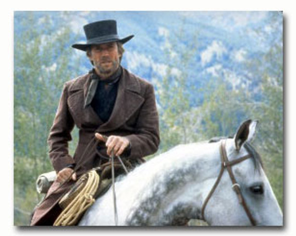 (SS3343119) Clint Eastwood  Pale Rider Movie Photo