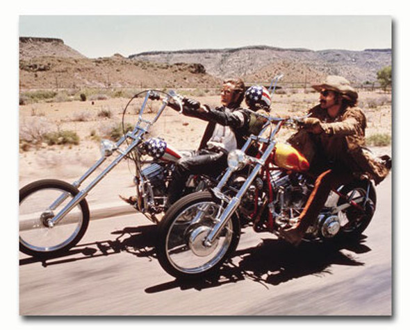 (SS3343223) Cast   Easy Rider Movie Photo