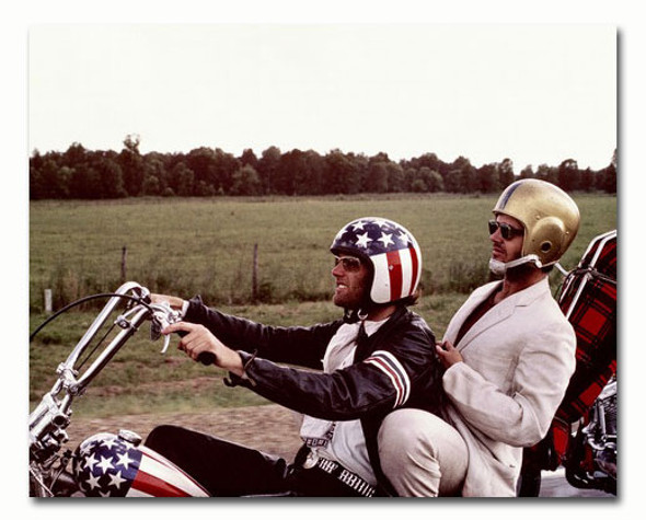 (SS3343249) Cast   Easy Rider Movie Photo