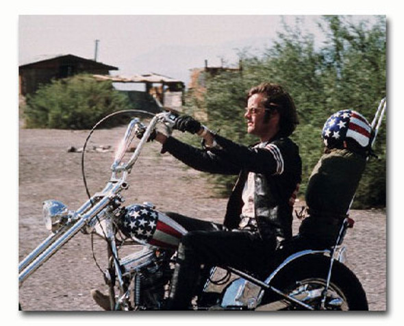 (SS3343470) Peter Fonda  Easy Rider Movie Photo