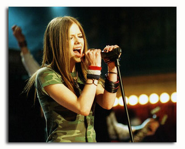 (SS3345095) Avril Lavigne Music Photo