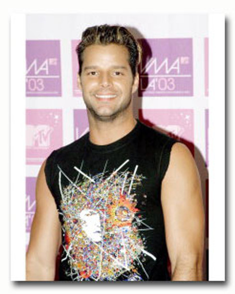 (SS3345238) Ricky Martin Music Photo