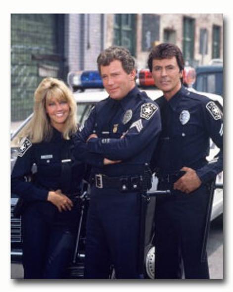 (SS3347110) Cast   T.J. Hooker Television Photo
