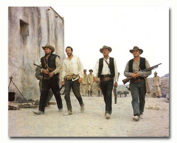 (SS3347383) Cast   The Wild Bunch Movie Photo