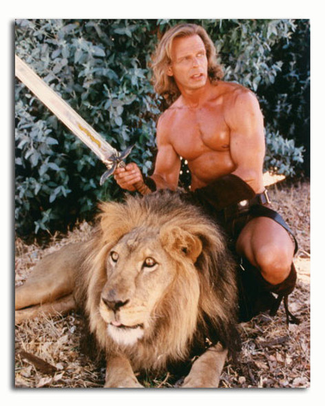 (SS3350035) Marc Singer  Beastmaster: The Eye of Braxus Movie Photo
