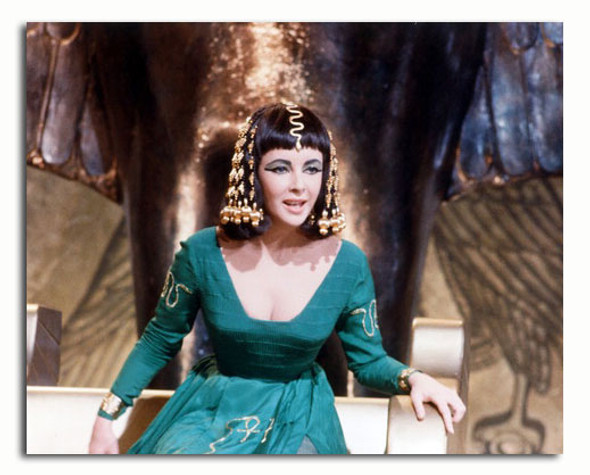 (SS3350256) Elizabeth Taylor  Cleopatra Movie Photo