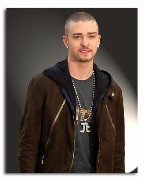 (SS3350334) Justin Timberlake Music Photo