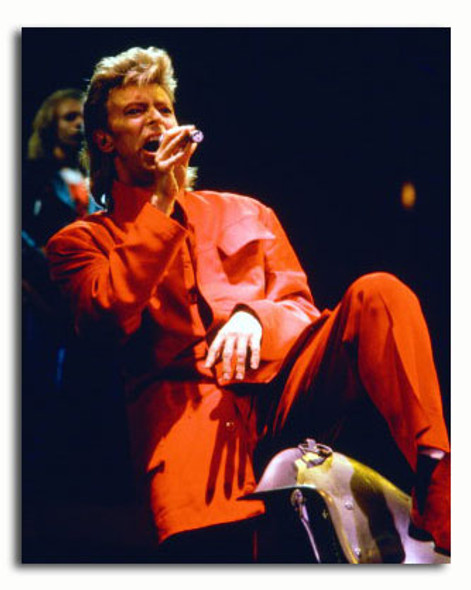 (SS3351192) David Bowie Music Photo