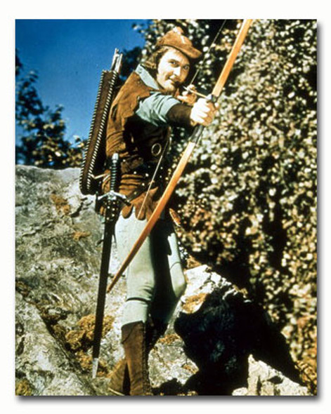 (SS3352193) Errol Flynn  The Adventures of Robin Hood Movie Photo