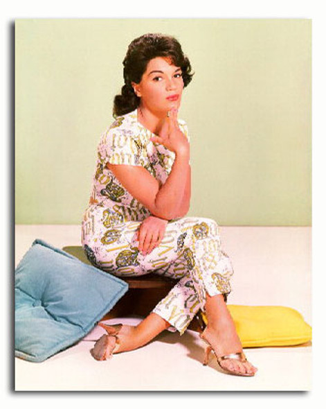 (SS3360929) Connie Francis Music Photo