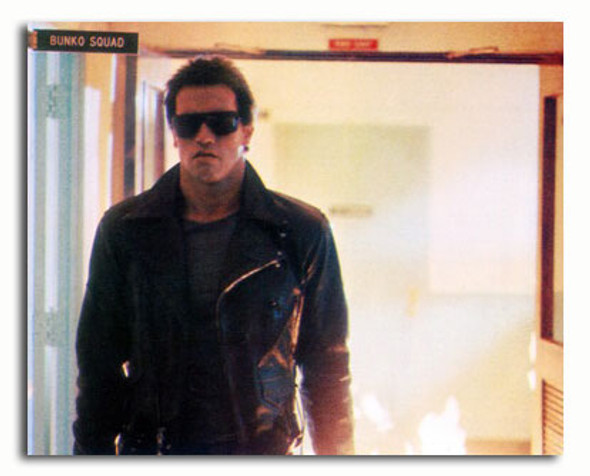 (SS3363243) Arnold Schwarzenegger  The Terminator Movie Photo