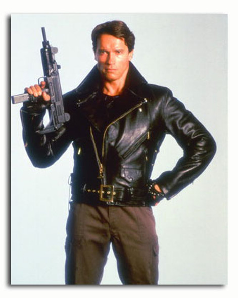 (SS3363256) Arnold Schwarzenegger  The Terminator Movie Photo