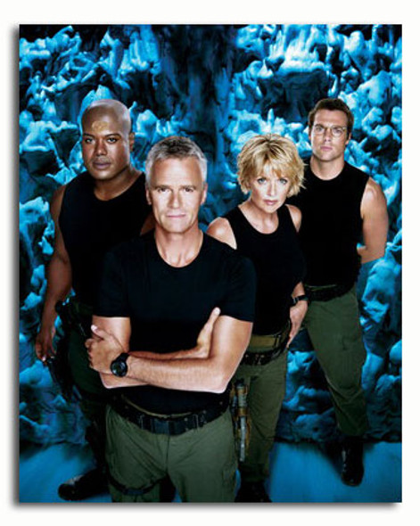(SS3363477) Cast   Stargate SG-1 Television Photo
