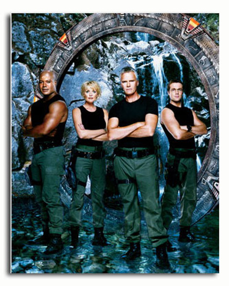 (SS3363490) Cast   Stargate SG-1 Television Photo