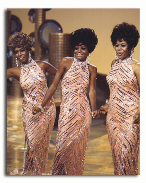 (SS3363633) The Supremes Music Photo