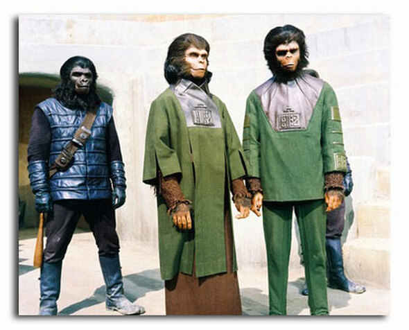 (SS3368599)  Planet of the Apes Television Photo