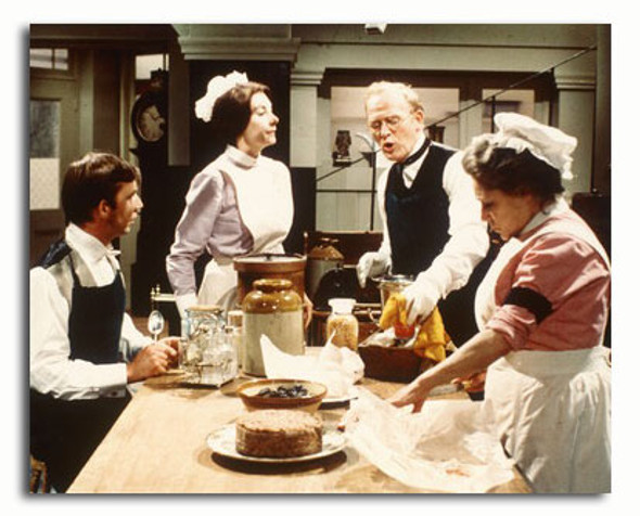 (SS3376425) Cast   Upstairs, Downstairs Television Photo