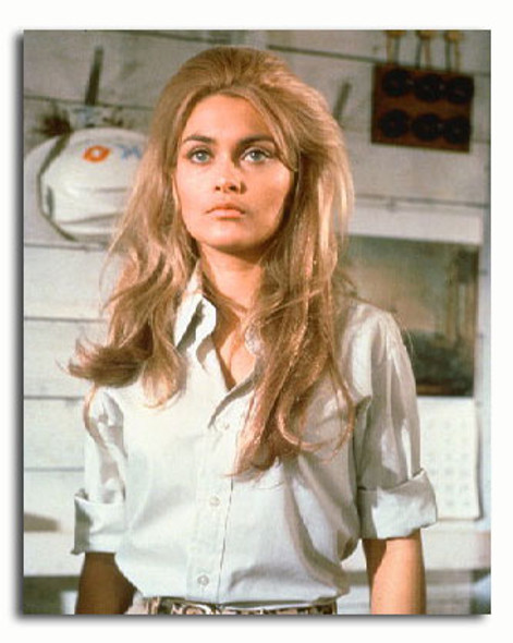 (SS3394261) Alexandra Bastedo  The Champions Movie Photo