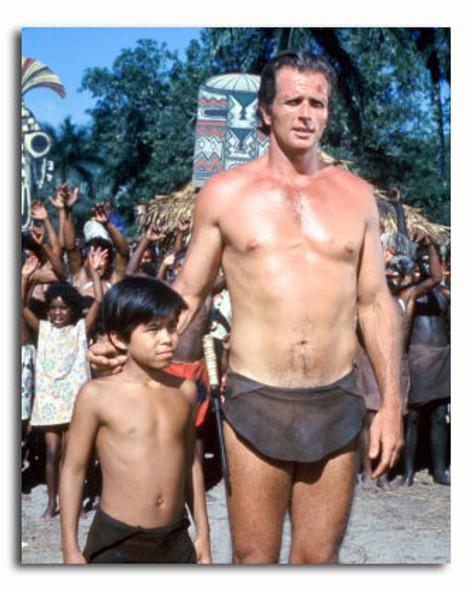 (SS3395483) Ron Ely  Tarzan Movie Photo