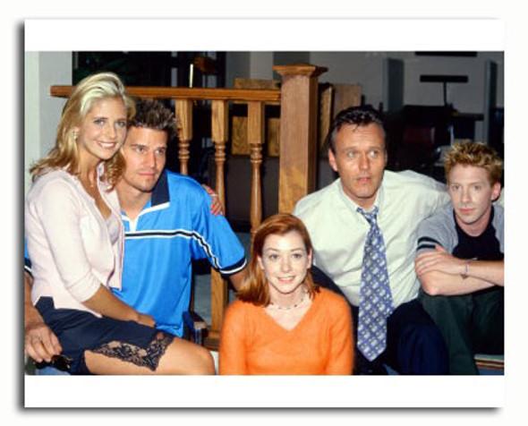 (SS3398200) Cast   Buffy the Vampire Slayer Television Photo