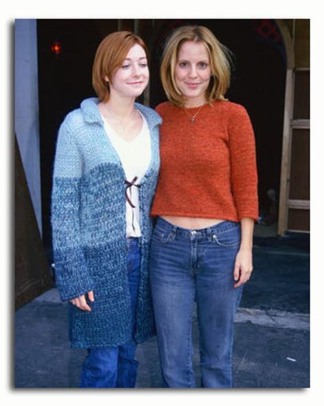 (SS3398213) Cast   Buffy the Vampire Slayer Television Photo