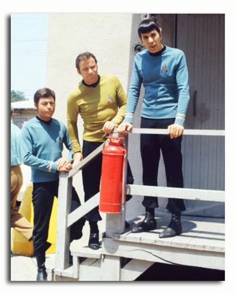 (SS3398421) Cast   Star Trek Television Photo