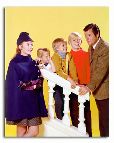 (SS3400540) Cast   Nanny and the Professor Television Photo