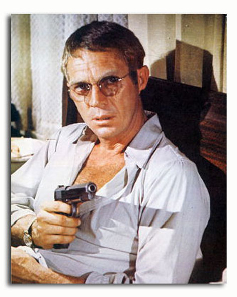 (SS3410160) Steve McQueen  The Getaway Movie Photo