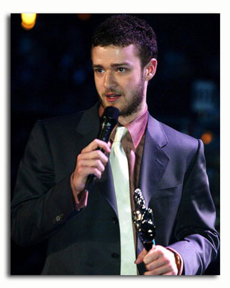 (SS3412045) Justin Timberlake Music Photo