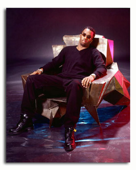 (SS3413332) Sean 'P. Diddy' Combs Music Photo