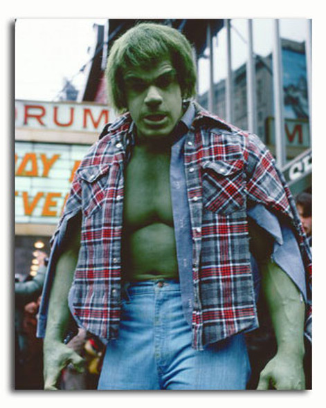 (SS3420417) Lou Ferrigno  The Incredible Hulk Movie Photo