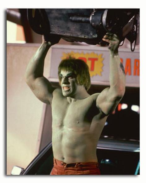 (SS3420430) Lou Ferrigno  The Incredible Hulk Movie Photo