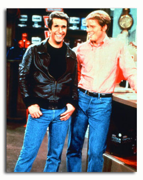 (SS3420495) Cast   Happy Days Television Photo