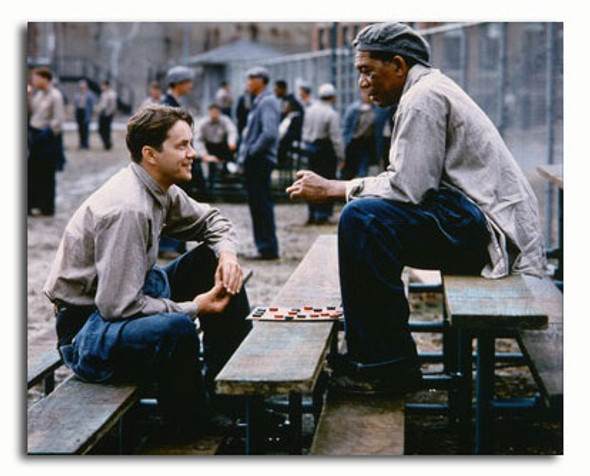 (SS3421158) Cast   The Shawshank Redemption Movie Photo