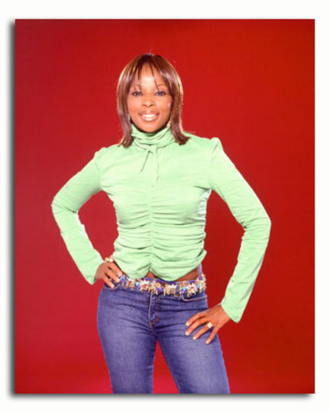 (SS3421561) Mary J. Blige Music Photo