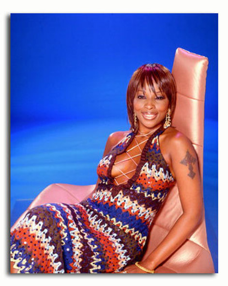 (SS3421574) Mary J. Blige Music Photo