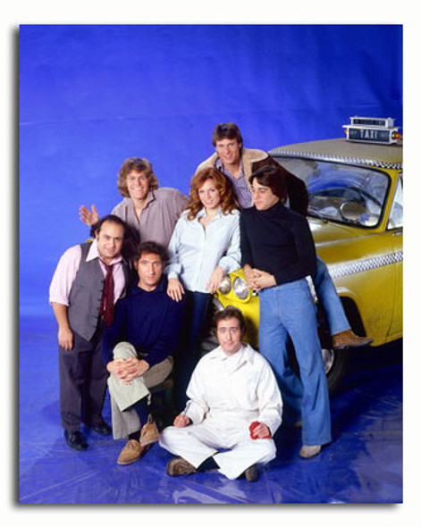 (SS3424096) Cast   Taxi Television Photo
