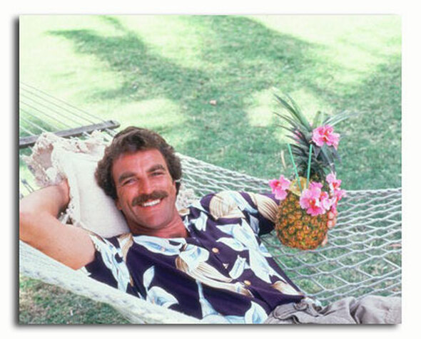 (SS3427957) Tom Selleck  Magnum, P.I. Movie Photo