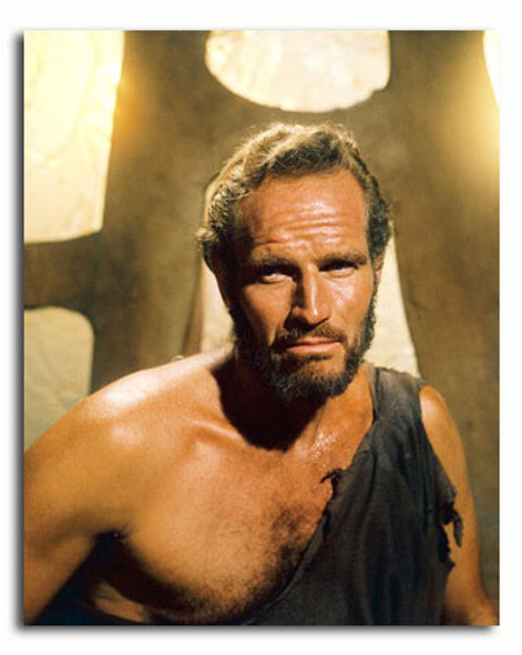 (SS3428997) Charlton Heston  Planet of the Apes Movie Photo