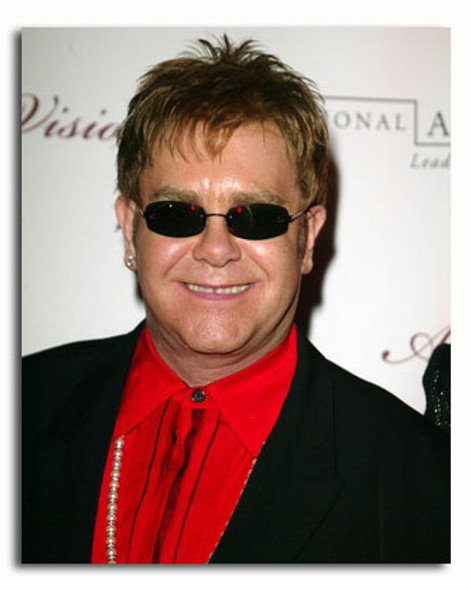 (SS3429075) Elton John Music Photo