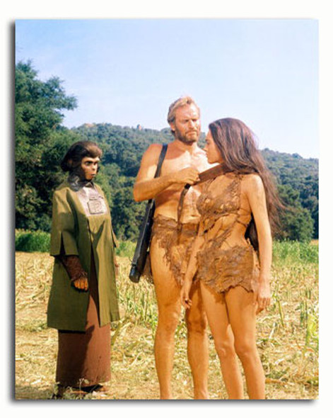(SS3429647) Cast   Planet of the Apes Television Photo