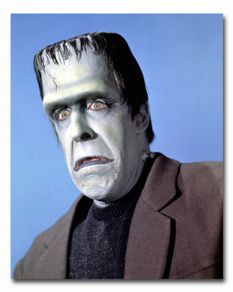 (SS3432325) Fred Gwynne  The Munsters Music Photo