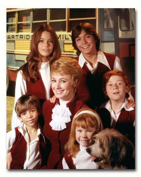 (SS3433170) Cast   The Partridge Family Movie Photo