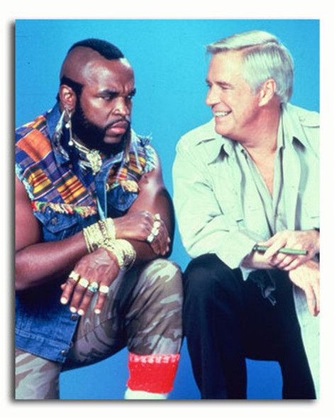 (SS3437811) Cast   The A-Team Television Photo