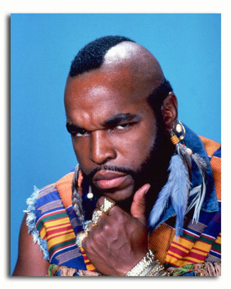 (SS3437837) Mr. T  The A-Team Television Photo