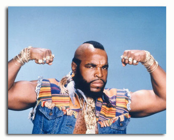 (SS3437850) Mr. T  The A-Team Television Photo