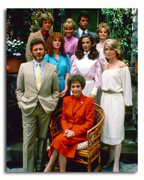 (SS3439007) Cast   Falcon Crest Television Photo