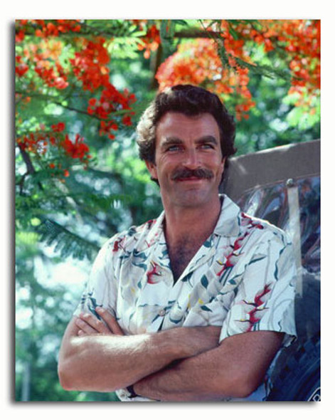 (SS3440164) Tom Selleck  Magnum, P.I. Television Photo