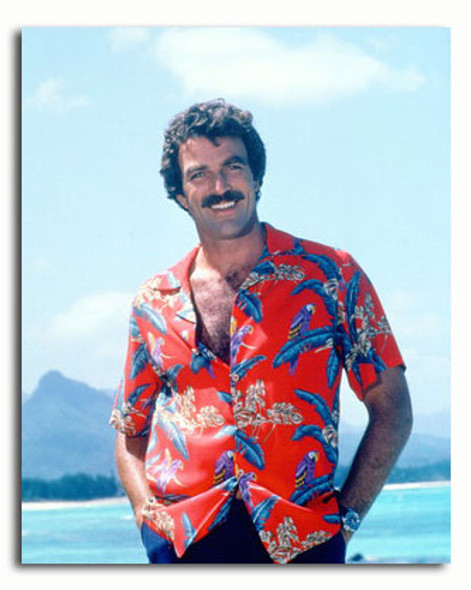 (SS3440177) Tom Selleck  Magnum, P.I. Television Photo