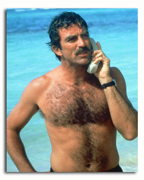 (SS3440190) Tom Selleck  Magnum, P.I. Television Photo